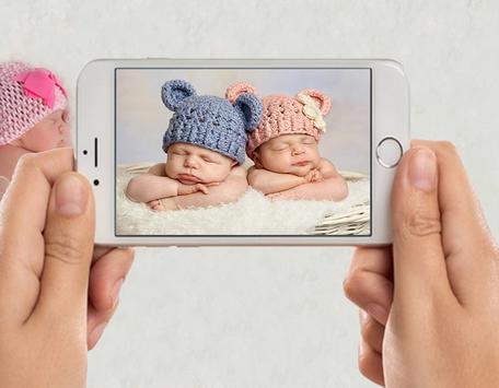 Twin Baby Wallpapers screenshot 2
