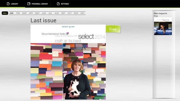 SITselect 2014 screenshot 3