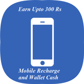 Cashand - Earn 300Rs Free Recharge icon