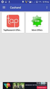 Cashand - Earn 300Rs Free Recharge poster