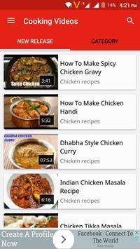 Food recipes videos descarga apk gratis entretenimiento aplicacin food recipes videos poster forumfinder Image collections