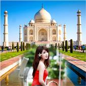Taj Mahal Photo Frames HD icon