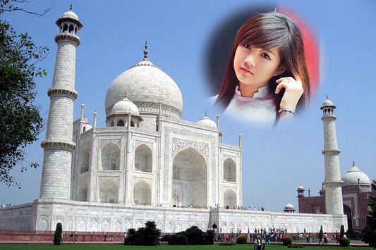 Taj Mahal Photo Frames HD screenshot 2