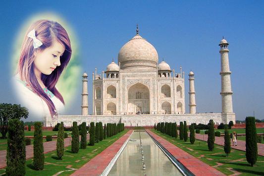 Taj Mahal Photo Frames HD screenshot 4