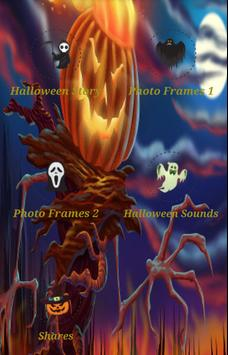 Halloween Photo Frames 万圣节相框 poster