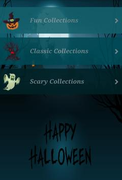 Halloween Photo Frames 万圣节相框 apk screenshot