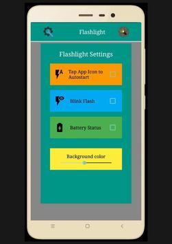 FlashLight : Multi-Options screenshot 2