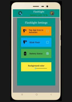 FlashLight : Multi-Options screenshot 4