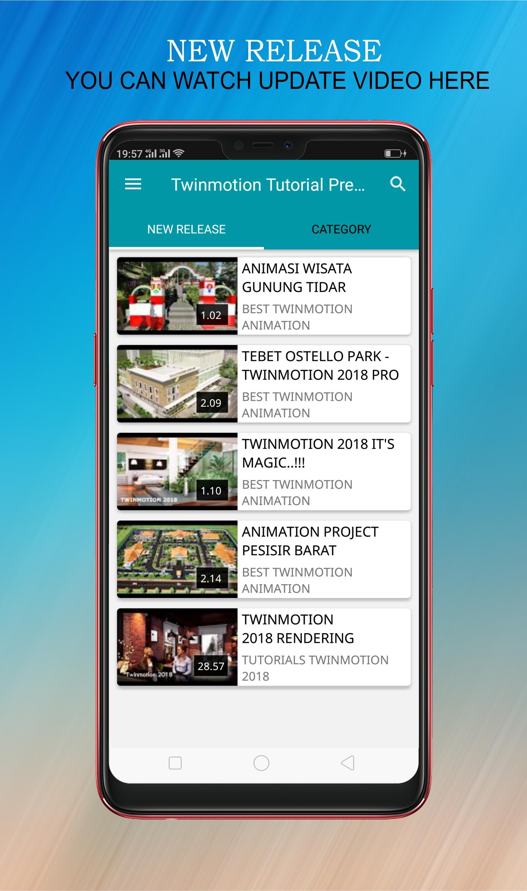 Twinmotion Tutorials Premium for Android - APK Download