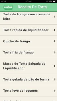 Receita De Torta screenshot 1