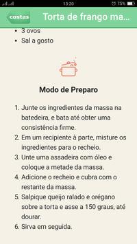 Receita De Torta screenshot 5