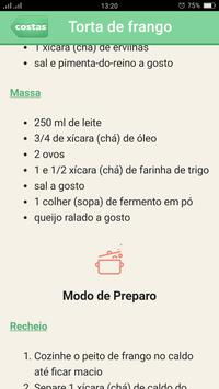 Receita De Torta screenshot 6