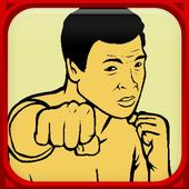 Muhammad Ali Puzzle Games icon