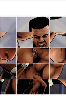 Muhammad Ali Puzzle Games apk screenshot
