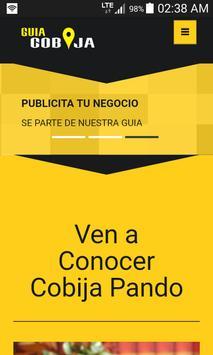Guia Cobija poster