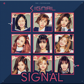 TWICE - Signal + Lyrics icon