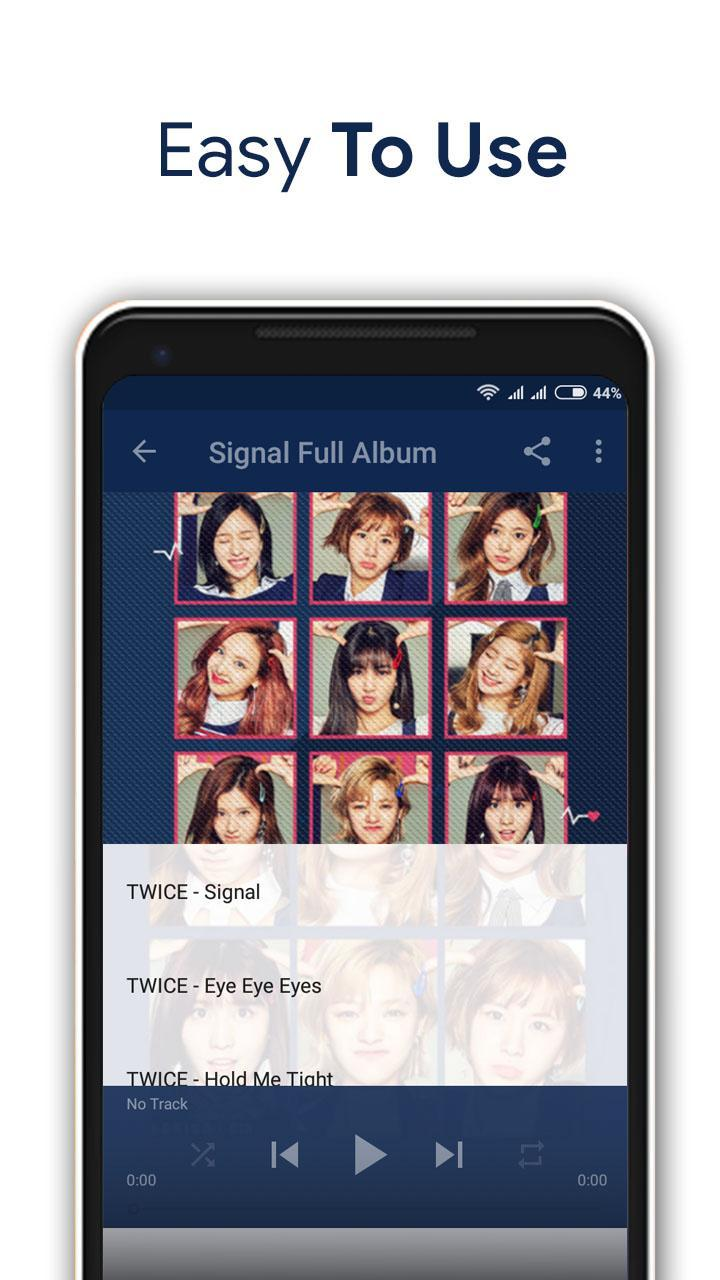 TWICE - Signal + Lyrics for Android - APK Download