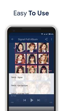TWICE - Signal + Lyrics screenshot 1