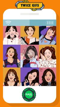 TWICE GIFs Kpop Collection poster