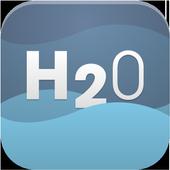 H20 Water Log icon