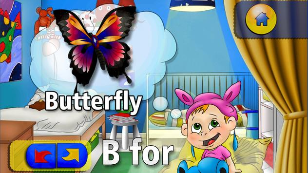 ABC Kids Learning-Free FunGame apk screenshot