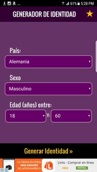 Android - Download De Identidad For Generador Apk Falsa