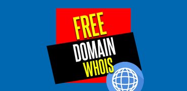 Free Domain WHOIS App (Free domain lookup online)
