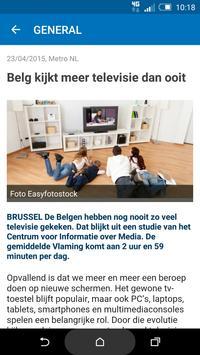 Metro België (NL) screenshot 3