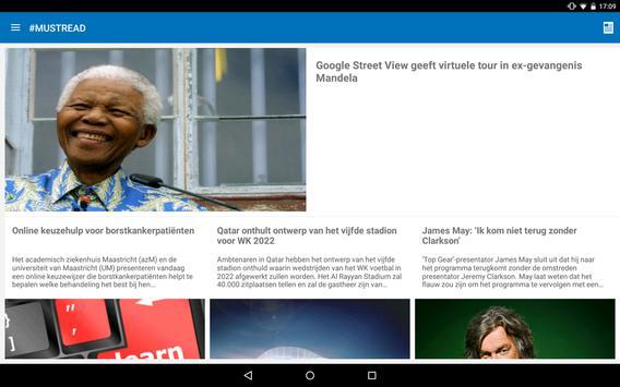Metro België (NL) screenshot 5