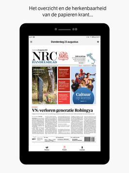 NRC screenshot 3