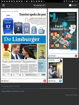 De Limburger screenshot 5