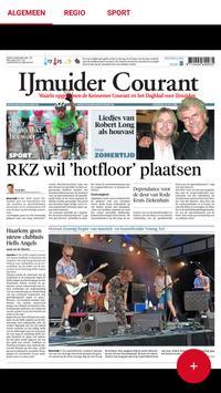 IJmuider Courant digikrant apk screenshot