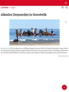 Leidsch Dagblad digikrant screenshot 7