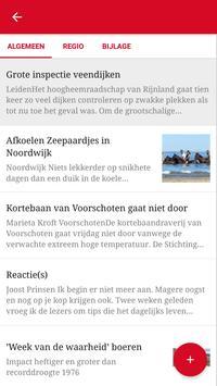 Leidsch Dagblad digikrant screenshot 4