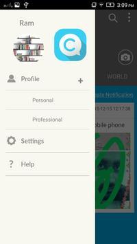 Changer Messenger screenshot 3