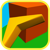 Real Fast Cube Runner 3D icon