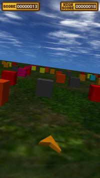 Real Fast Cube Runner 3D apk screenshot