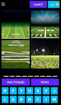 4 Pics 1 Word : Sports screenshot 3
