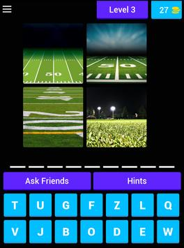4 Pics 1 Word : Sports screenshot 4