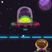 Alien vs Monkey icon
