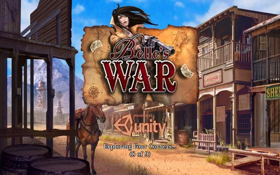 Belle's War apk screenshot
