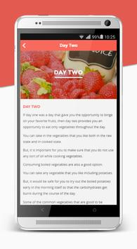Diet Plan apk screenshot