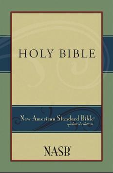 NASB Bible App poster