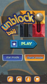 unblock u ball : side way out puzzle screenshot 3