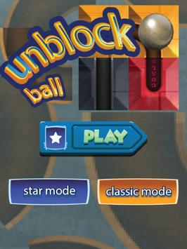 unblock u ball : side way out puzzle screenshot 8