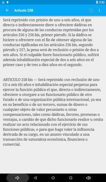 Código Penal de Argentina screenshot 11