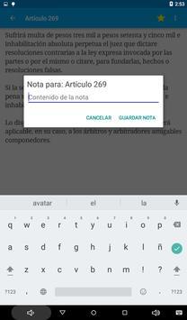Código Penal de Argentina screenshot 13