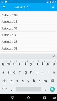 Código Penal de Argentina screenshot 4