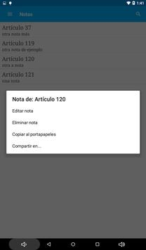 Constitución de Argentina screenshot 15