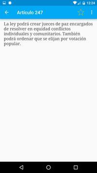 Constitución de Colombia screenshot 6
